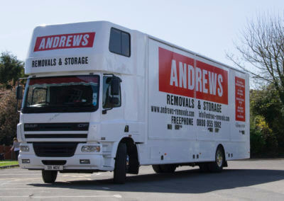 Andrews Removals Company Gloucester