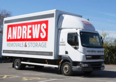 Andrews Removals Gloucester