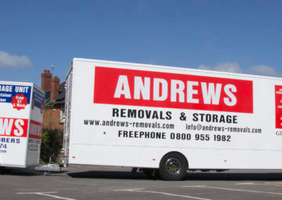 Removals Cheltenham Andrews